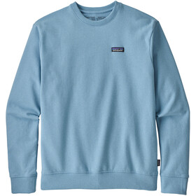 Patagonia P-6 Label Uprisal Pyöreäkauluksinen Collegepusero Miehet, break up blue